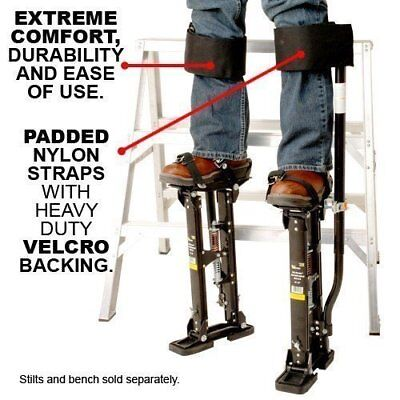 Design Comfort Strap Drywall Stilts Leg Band Kit COM-STRAP,My Comfort Leg