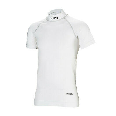 Sparco SHIELD RW-9 T-shirt white - Genuine - M/L
