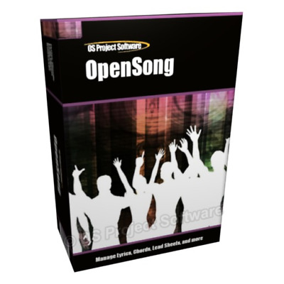 OPEN LP-CHURCH WORSHIP Presentation Software for Windows XP, Vista