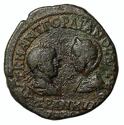 Gordian III Tranquillina 238-244 AD Mesembria Thrace AE26 Ancient Roman Coin
