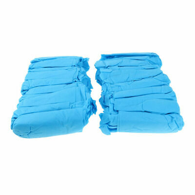 CN_ 100Pcs Thick Non-woven Protect neat Shoe Covers Overshoes