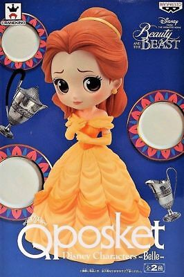 Q posket Disney Characters Beauty And The Beast Belle Special Pastel Tracking