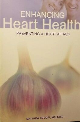 Enhancing Heart Health: Preventing a Heart Attack by Budoff (2003, Paperback)