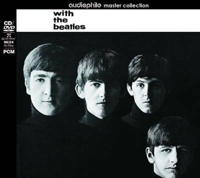 THE BEATLES WITH THE BEATLES[1CD+1DVD] AUDIOPHILE MASTER COLLECTION vol.2 *F/S
