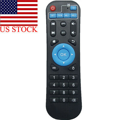 Remote Control Replacement For MXQ 4K MXQ Pro H96 T95M T95N Android Smart TV BOX