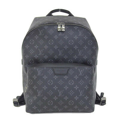 2c3831ee4796 B Auth Louis Vuitton Monogram Eclipse Apollo backpack backpack M43186 bag