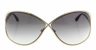 8002135ff59 AUTHENTIC TOM FORD Rose Gold Rx Eyeglasses FT TF 5328 - 028  NEW ...