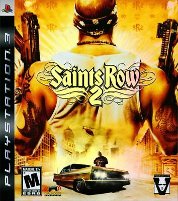 PS3 ACTION-SAINTS ROW 3 W/dlc (Full Pkg) Ps3 New - $51 72 | PicClick