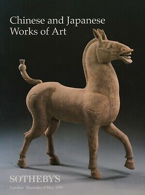 Asian: Chinese & Japanese Ceramics Netsuke & Works Of Art Auction Catalogue