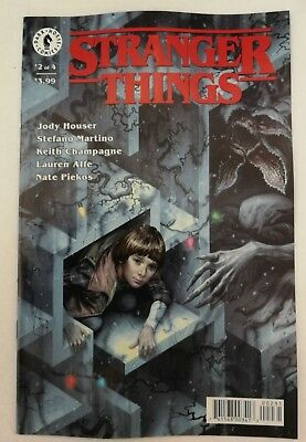 Stranger Things #2 Cover C Variant Dark Horse I/3