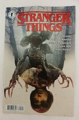 Stranger Things #2 Cover B Variant Dark Horse I/3