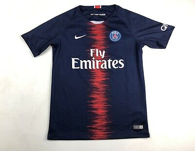 d50a42e55 Nike Paris Saint-Germain PSG 2018 19 Home Jersey Youth Size Large