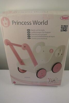 Bayer Design 5210100 - Lauflernwagen Princess World     *NEU*