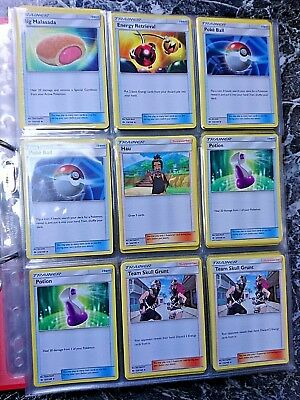 Pokemon Trainer Cards singles - Genuine Tcg Cards (Multiple Sets) New in Sleeve