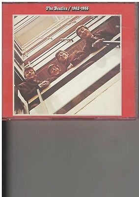 THE BEATLES - 1962-1966 - 2 x CD Album