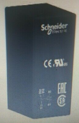 Schneider ZELIO RSB INTERFACE PLUG-IN RELAY 230V AC 16A 1xC/O Simple Contact