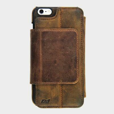 Doc Artisan Genuine Leather V5 Sports Wallet for iPhone 6/7/8
