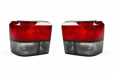Vw Set New Pair 90 Bus LeftRight T4 04 Rear Lamp Smoked Light vm80Nnw