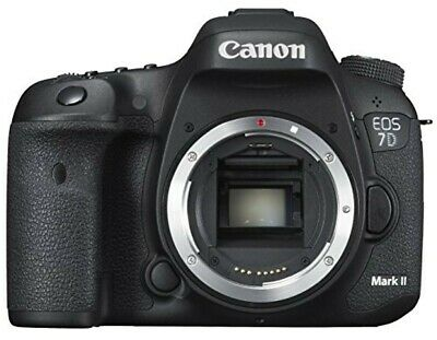[NEW] CANON Digital SLR camera EOS 7D Mark II body only 20.2MP Black F/S