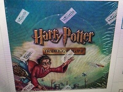 Harry Potter Quidditch Cup Booster Box CCG Sealed NEW WOTC (36 Packs) FAST SHIP