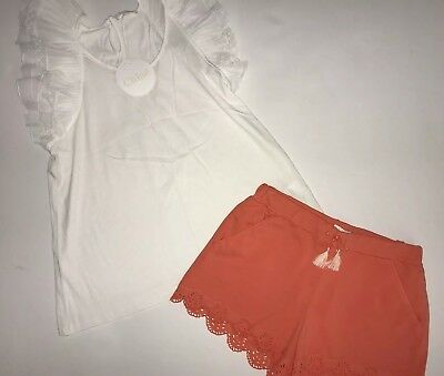 Chloe Girls Outfit Shorts And Top BNWT Age 14 🔥🔥🔥🔥