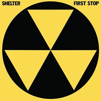 Shelter (Band) - First Stop CD New/Sealed Expanded & Remastered Edition