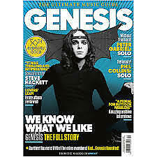 Genesis - Uncut Ultimate Music Guide FEB 2019 (NEW MAGAZINE) NOBARCODE