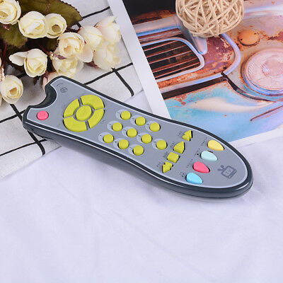 1Pc baby toys music mobile phone tv remote control early learning educationalT&X