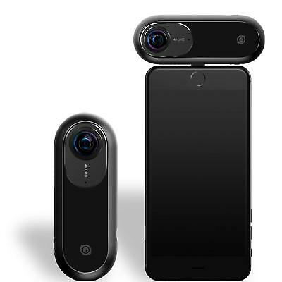 Insta360 ONE Action Camera 4K - 360  Black NEU&OVP