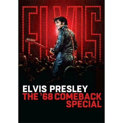 Elvis Presley: '68 Comeback Special, 50th Anniv. (NEW DVD) Released 19/04/2019