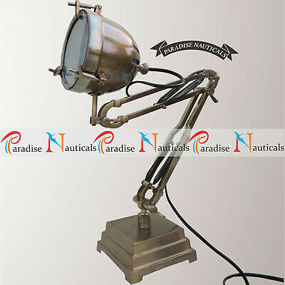 """24"""" in.LED Piano Desk lamp Antique brown Finish"""