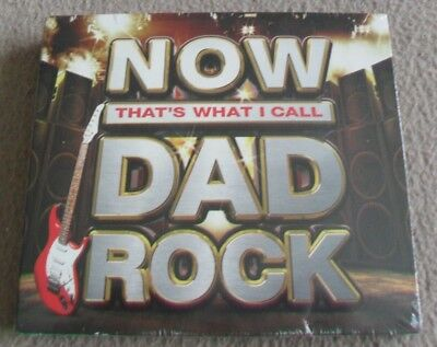 Now That's What I Call Dad Rock (2018) Cd - New