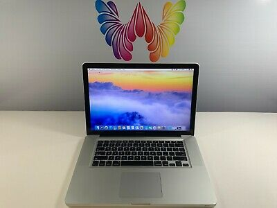 Apple MacBook Pro 15 ~ 8GB RAM 1TB ~ TURBO QUAD I7 ~ MAX PRE-RETINA ~ WARRANTY