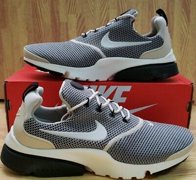 5b4524eec9a80 WOMENS NIKE PRESTO Fly Taupe Grey Light Carbon 910569 200