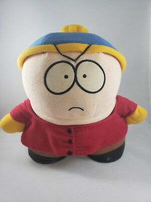 South Park Cartman Talking Plush Doll 9 inches Comedy Central - NEEDS BATTERY