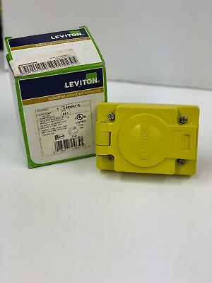 Leviton 99W74-S Outlet with cover