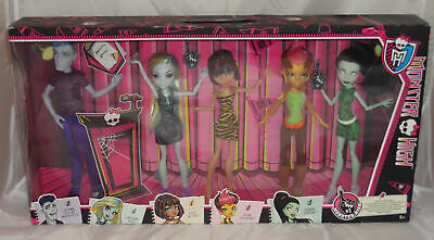 Monster High Student Disembody Council We Are Monster High individual Doll NEW