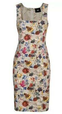 6dcf70c9 Dolce & Gabbana Gorgeous Sexy Floral Summer Party Dress ASO Celebrities 40  ...