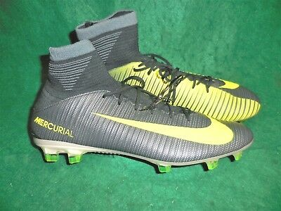 7944ac5db8e8 Brand New Authentic NIKE Soccer Cleats- Size 12 Mercurial Veloce lll DF CR7  FG