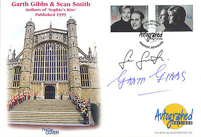 1999 Wedding - Westminster Auto Editions Off - Signed G GIBBS & S SMITH