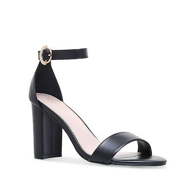 6819a05e00 Kurt Geiger Carvela Black High Heel Sandals Size 6 / 39 Brand New Summer  Shoes