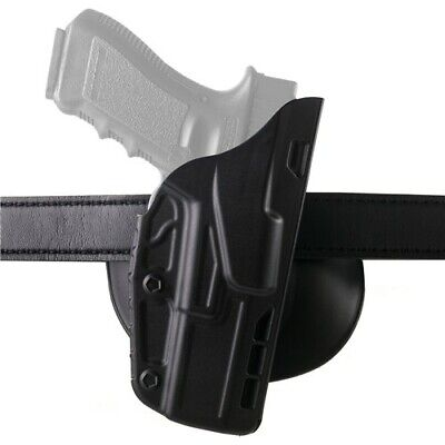 Safariland 7378-750-411 Black SafariSeven Right Hand Combo Holster for Sig P320C