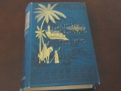 Ancient Ruins_Babylon Egypt Jerusalem _Explore Bible Holy Lands Crusades 1887