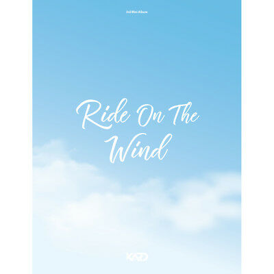 KARD -  [Ride On Wind] 3rd mini ALBUM CD+BOOKLET+PHOTOCARD (KpopStoreinUSA)