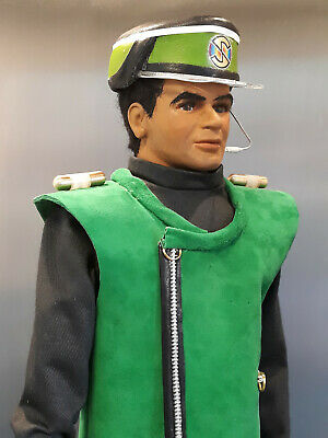 "Gerry Anderson Thunderbirds Lieutenant Green Full Scale Puppet KIT 23"" Tall"