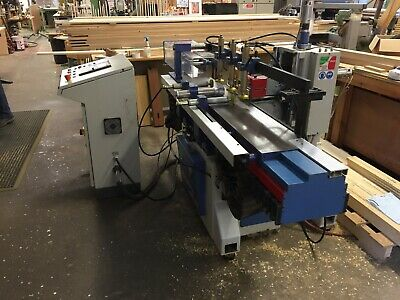 Framer Twin Headed Automatic NC Mortising Machine