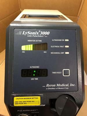 LySonix 3000 with PulseSelect by Byron Medical Inc
