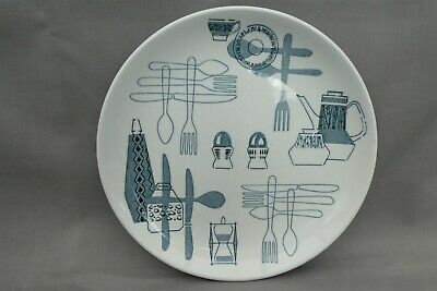 A Barker Brothers Fiesta Plate - 1960s - Great Iconic Design