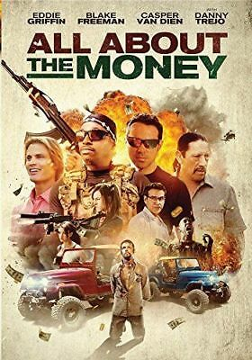 All About The Money, Dvd, 2017, Sku 2901