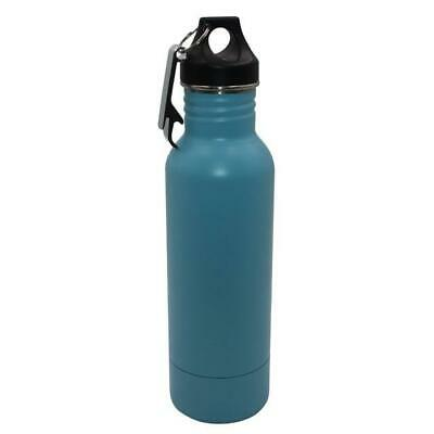 Stainless Steel 12oz Beer Bottles  Cold Insulated Neoprene Travel Bottle Ther...